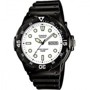 Casio Enticer Analog White Dial Mens Watch - MRW-200H-7EVDF (A597)