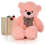 Star Enterprise Teddy Bear Soft Toy Peach 3 fit