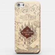 Harry Potter Phonecases Marauders Map telefoonhoesje - iPhone 5/5s - Snap case - mat