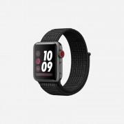 Apple Watch Nike+ Series 3 (GPS + Cellular) 38 mm Laufuhr - Schwarz