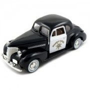 1939 Chevrolet Coupe California Highway Patrol CHP 1/24 by Motormax 76453