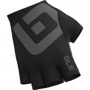 Alé Air Gloves - L - Black/Grey
