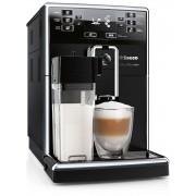 Espressor super automat Saeco PicoBaristo HD8925/09, Carafa pentru lapte integrata, 11 bauturi, negru