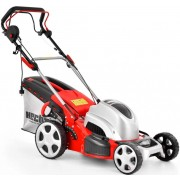 HECHT 1805 S KOSIARKA ELEKTRYCZNA DO TRAWY 5in1 SILNIK BEZ SZCZOTKOWY INDUKCYJNY 1800W METALOWA OBUDOWA Z NAPĘDEM EWIMAX -OFICJALNY DYSTRYBUTOR - AUTORYZOWANY DEALER HECHT