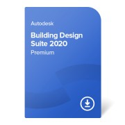 Autodesk Building Design Suite 2020 Premium pojedinačna licenca (SLM)