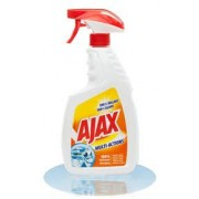 Spray Crema Curatare Ajax Multi-Actions 100% Shine 500ml