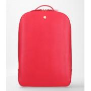 FMME Dagrugzak Claire Laptop Backpack Grain 15.6 Rood