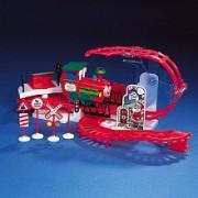 Musical North Pole Express Train Set