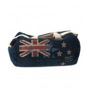 New Zealand Auckland Tasche Dunkelblau - Dunkelblau