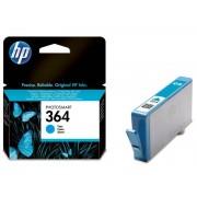 HP CB318EE - HP 364 cyan bläckpatron 300 sidor