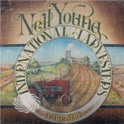Video Delta Young,Neil International Harvesters - Treasure - CD