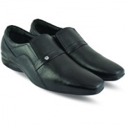 L N Shoe Men's Leather Black Formal Shoes for Men Office use college use