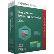 Kaspersky Lab Kaspersky Internet Security 2017 Multi-Device, 1 Gerät - 2 Jahre, Download, Upgrade