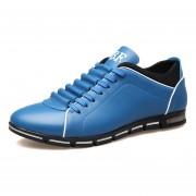 Zapatos Para Hombre Cuerco Buena Pormeable Al Aire - Azul
