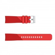 Curea silicon TECH-PROTECT Smoothband Samsung Galaxy Watch (42mm) Red