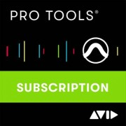 Avid Pro Tools Annual Subscription