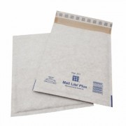 100 x Bubble Envelopes 180 x 260mm - Oyster