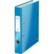 Biblioraft LEITZ 180 Wow A4 50mm carton laminat - albastru metalizat