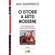 O istorie a artei moderne. Tot ce trebuie sa stii despre ultimii 150 de ani/Will Gompertz