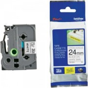 Консуматив Brother TZ-ES251 Tape Black on White, Strong Adhesive, 24mm, 8 m - Eco, TZES251