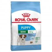 8kg Mini Puppy/Junior Royal Canin ração