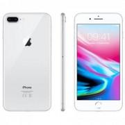 Apple iPhone 8 Plus 64GB Silver Olåst i topp skick Klass A