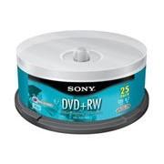 DVD RW SONY 4.7GB CAMPANA C/25