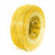 Filament Devil Design pentru Imprimanta 3D 1.75 mm PLA 1 kg - Galben Luminos