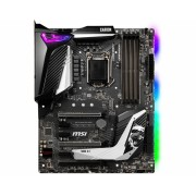 MSI MPG Z390 GAMING PRO CARBON »Motherboard«, schwarz
