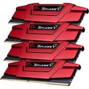 Memorie ram g.skill Ripjaws V DDR4, 32 GB, 3200MHz, CL15 (F4-3200C15Q-32GVR)