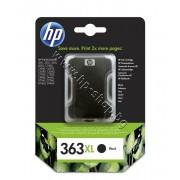 Мастило HP 363XL, Black, p/n C8719EE - Оригинален HP консуматив - касета с мастило