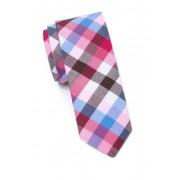 Original Penguin Weiske Plaid Tie PINK