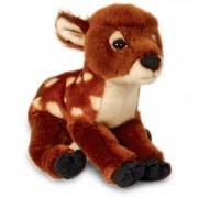 Caprioara de plus Woodland Animals, Keel Toys, 19 cm, 1 an+