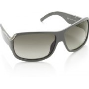 Diesel Over-sized Sunglasses(Grey)
