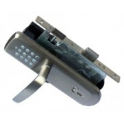 Vision Door Lock with Handle Incuietoare Vision z-wave cu maner