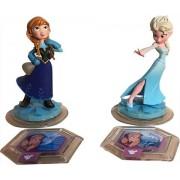 Disney Infinity Frozen Toy Box Pack (Anna, Elsa y 2 Disc)