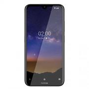 Nokia 2.2 Dual SIM Smartphone (14,5 cm (5,71 inch), 13 MP hoofdcamera, 2 GB RAM, 16 GB intern geheugen, Android 9 Pie) zwart