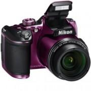 "Nikon CoolPix B500(лилав) в комплект с чанта Nikon CF-EU06, 40x оптично увеличение, 16 Mpix, 3.0"" (7.62cm) LCD дисплей, Bluetooth 4.1, Wi-Fi, HDMI(Type D), micro USB, SDXC слот"