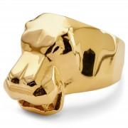 Moody Mason Goldfarbener Nilpferd Ring