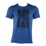 Capital Sports тренировъчна мъжка тениска, кралско синьо, размер S (STS3-CSTM8)