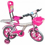 Oh Baby Baby 35.56 Cm (14) DOBUL seat big pipe frame bicycle with pink color for your kids SE-BC-11