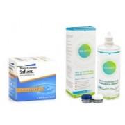 SofLens Toric (6 linser) + Solunate Multi-Purpose 400 ml med linsetui