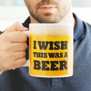Mugg XL I Wish This Was A Beer