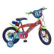 Toimsa PJ Masks - Bicicleta 14 Pulgadas