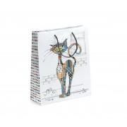 Ajándékzacskó Nagy - Bug Art - Cola Cat