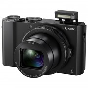 Panasonic Lumix DMC-LX15 compact camera Zwart