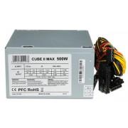 Sursa I-BOX CUBE II, 500W, ATX 2.2
