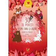 30 de povesti despre curaj si lasitate. Volum bilingv roman-englez