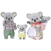 "Epoch Sylvanian Families Sylvanian Family Doll ""Fs-15 Family of Koala"" by Epoch"