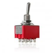MyXL 3PDT Toggle Switch (5 Stuks)